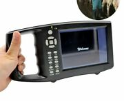 Portable Veterinary Ultrasound Scanner Cattle Cow Pig Sheep Horse 5.6 Inch Scree
