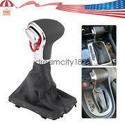 Automatic Gear Shift Knob Gearbox Handle For Audi A6 A5 A4 A3 Q5 Q7 2006-2011