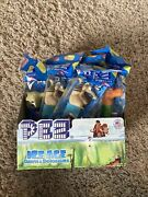 Lot Of 12 Pez Ice Age Characters