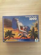 Rare Schmidt 3000 Pieces Jigsaw Puzzle Tropical Fever Brand New Sealed
