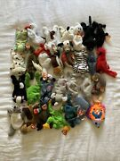 Beanie Babies Lot 29 All Original With Tags 1990s Collectible Plush Toys