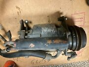 Jaguar 1974-1987 Xj6 Air Conditioning Compressor From 4.2 Engine May Fit Rolls