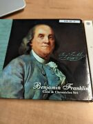 2006 Coins And Chronicles Set Benjamin Franklin. 1706-2006
