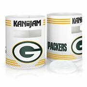 Kan Jam Wild Sports Nfl Green Bay Packers Direct Print Disc Throwing Game One