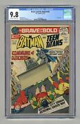 Brave And The Bold 102 Cgc 9.8 1972 1497483021