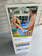 Intex 15' X 42 Inflatable Easy Set Swimming Pool W/ Ladder, Pump, Cover, Filter