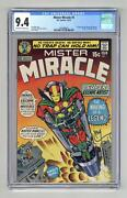 Mister Miracle 1 Cgc 9.4 1971 1497686003 1st App. Mr. Miracle