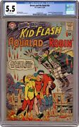 Brave And The Bold 54 Cgc 5.5 1964 2035041019 1st App. And Origin Teen Titans