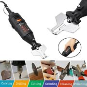 220v Chainsaw Sharpener Electric Grinder Chain Saw File Pro Tool Attachment