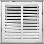 12 X 12 Heavy Duty Steel Return Air Filter Grille Assorted Size Names