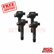 Msd Ignition Coil For Honda Accord 2008-2017