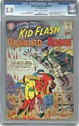 Brave And The Bold 54 Cgc 5.0 1964 1205357018 1st App. And Origin Teen Titans