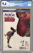 Timely Comics Moon Girl And Devil Dinosaur 1 Cgc 9.6 2016 3803719008