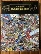 The Art Of S. Clay Wilson. Hardcover.