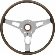Oer 4020ftx Steering Wheel 1970 Dodge Challenger 1970-1971 Plymouth Barracuda S-