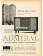 1960 Admiral The Consort Am/fm Phonograph Model 1170 Console Stereo Vintage Ad