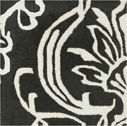 Surya Can-1951 Modern Classics Rectangle Charcoal 8and039 X 11and039 Area Rug
