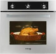 Gasland Chef Gs606mslp 24 Built-in Propane Gas Wall Oven 120v Electric Ignition