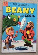 Bob Clampett's Beany And Cecil Four Color 635 Comic Book 1954 Very Fine