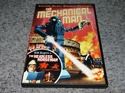 The Mechanical Man / The Headless Horseman Double Feature Dvd Mint Will Rogers