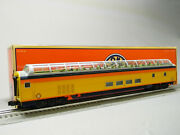 Lionel Chessie Steam Special Stationsounds Diner Car O Gauge Stock 2027620 New