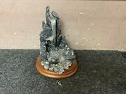 1987 Chilmark Cool Waters Pewter Sculpture Figure Signed By Francis J Barnum