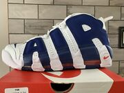 Nwb Nike Air More Uptempo Knicks 2017 The Dunk Pippen Max Ds 921948-101