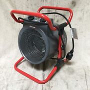 Pro-temp Pt-53-240 Portable Electric Jobsite And Garage Heater 3kw 208/240v Ac