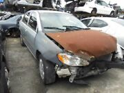 Passenger Quarter Panel Without Ground Effects Fits 03-08 Corolla 497234