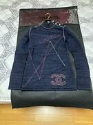 Authentic Pole Metiers Dand039art Collection Sweater Jacket No.5613