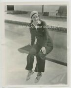 Barbara Stanwyck Ladies They Talk About Vintage Publicity Photo