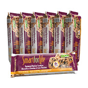 Smart For Life Oatmeal Raisin Protein Cookies - High Protein Cookie Diet - 1 - -