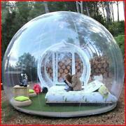 3m Outdoor Huge Inflatable Toys Bubble Tent Large Diy House Home Backyard