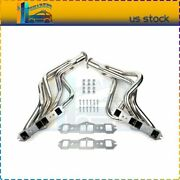 Stainless Steel Performance Headers Manifold Exhaust For Old Cutlass Delta 65-74