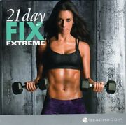 21 Day Fix Extreme 8 Workouts 2 Dvds - No Books Included