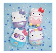 Kelly Toys Complete Collection Of All 4 Hello Kitty Squishmallows 20