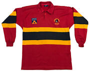 Rugby Union Vintage Guernsey Crippled Crows South Australia Size Xl Rare