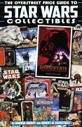 Overstreet Price Guide To Star Wars Collectibles Sc 1s-1st Nm 2019 Stock Image
