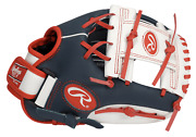 Rawlings Players Series 11 Baseball Glove Wpl110nws Right Hand Throw New