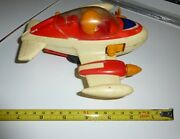 Jimson Vintage 1970s Toy Airplane No 348 Made In Hong Kong Reg'd 955658