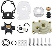Evinrude Johnson 20 25 30 35 Hp Outboard Water Pump Impeller Kit Replaces 393630