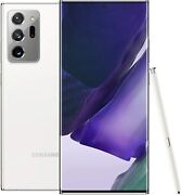 Galaxy Note 20 Ultra 5g Factory Unlocked Android Cell Phone Us Version 128gb