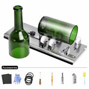 Glass Bottle Cutter Kit Diy Machine Cutting Wine Beer Whiskey Alcohol Champagne