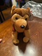 Ty Beanie Baby Courage Nypd The German Shepherd Retired Observing Sept 11 2001