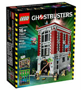 Lego Ghostbusters Firehouse Headquarters 75827 - 4634 Pieces   Sealed   New  andnbsp