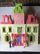 Fisher-price Loving Family Dream Doll House Dollhouse With Accessories, People