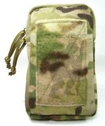 Tactical Tailor Fight Light Molle 1v Vertical Utility Pouch - Multicam
