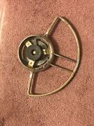 1955-56 Packard Steering Wheel With Horn Ring