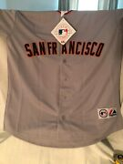 Willie Mays Giants 660 Say Hey/coa Signed Official Licensed Jersey