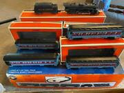 6-31960 Polar Express Lionel Train Engine And Cars Transformer Track And Figure Set